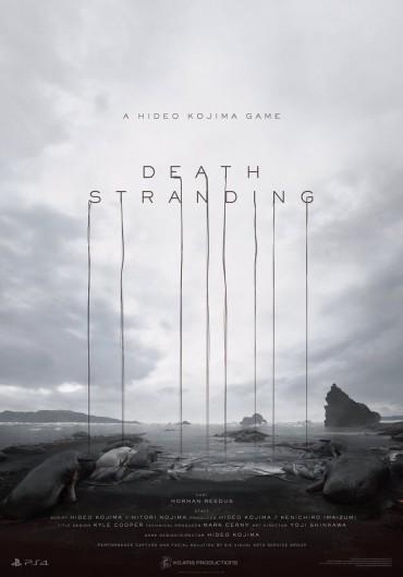 Death Stranding Font