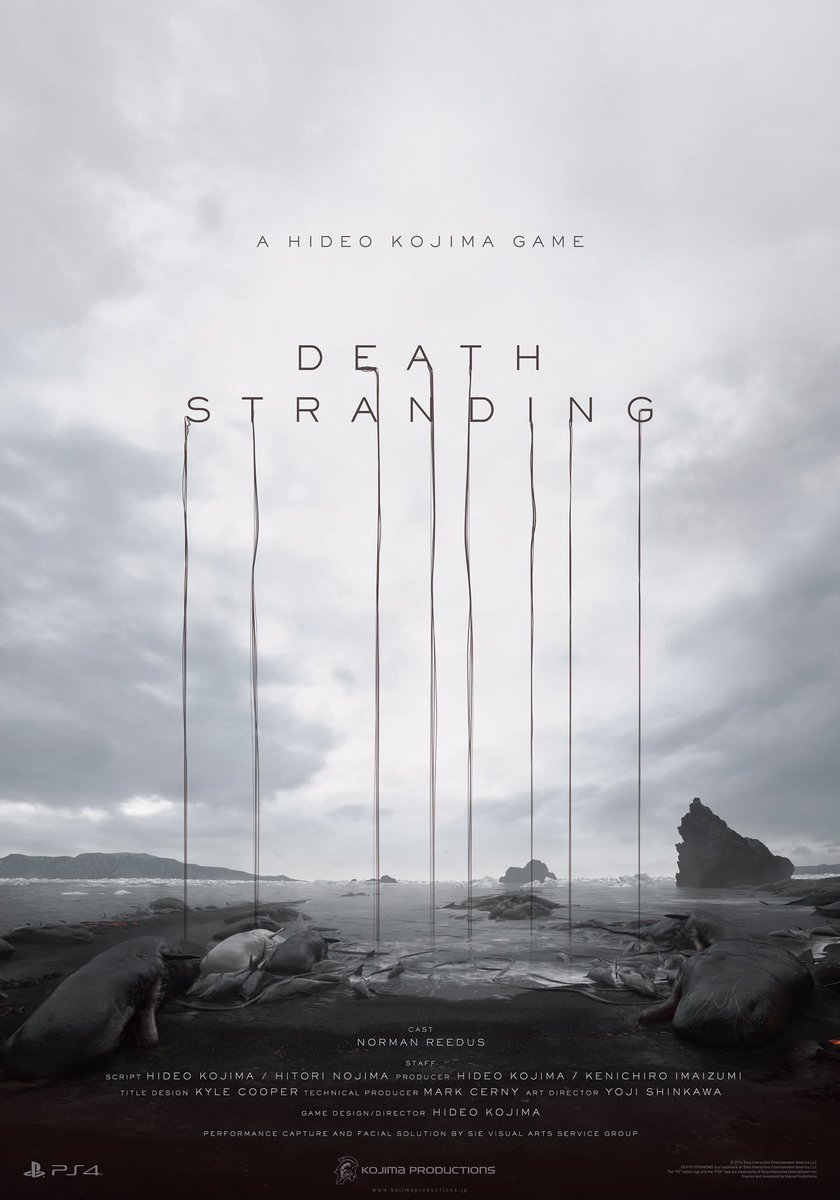 Death-Stranding-Poster