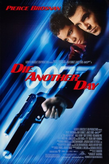 Die Another Day Font