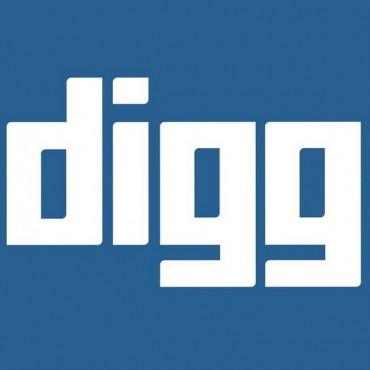 Digg Font