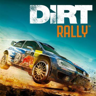 Dirt Rally Font