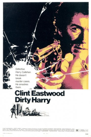 Dirty Harry Font