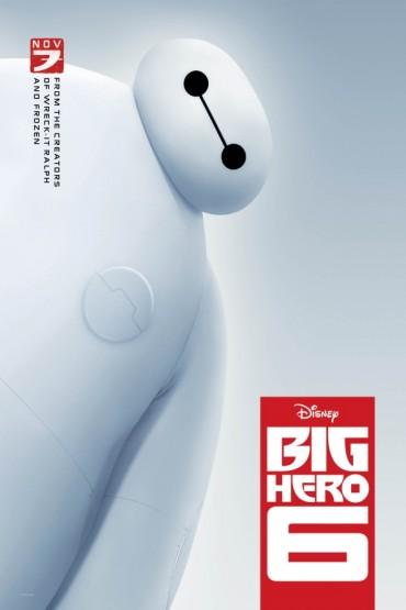 Big Hero 6 Font