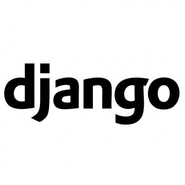Django Logo Font