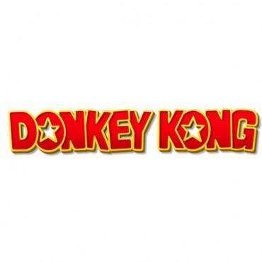 Donkey Kong Font