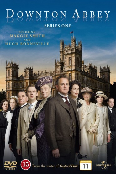 Downton Abbey Font