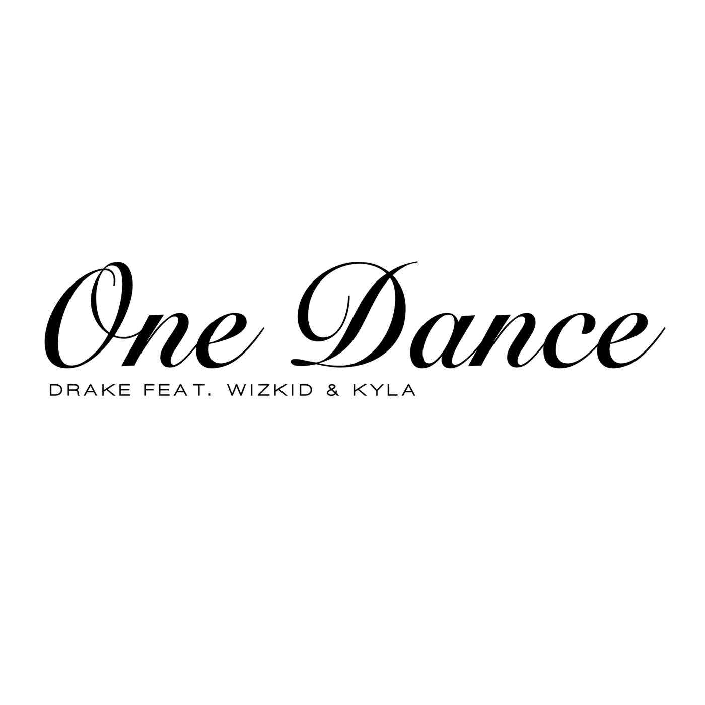 Drake-One-Dance-Art