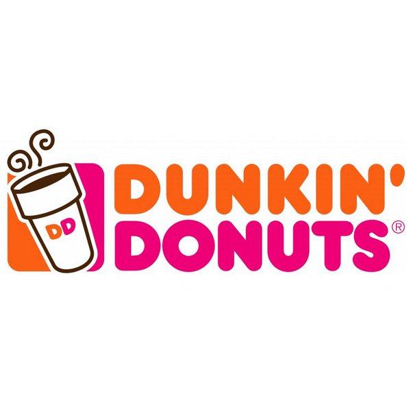dunkin donuts font and dunkin donuts logo