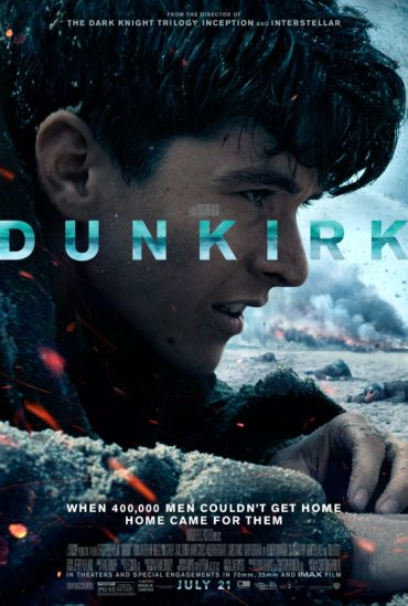 Dunkirk (film) Font