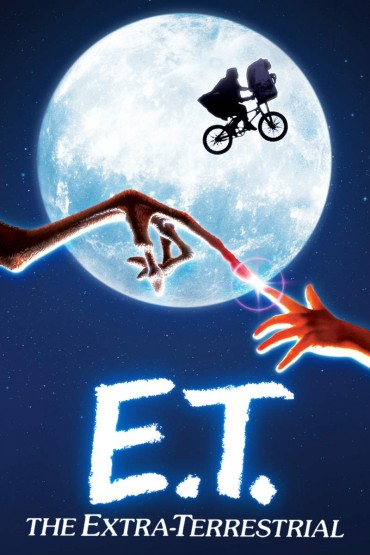 E.T. the Extra-Terrestrial Font
