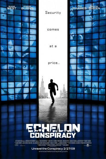 Echelon Conspiracy Font