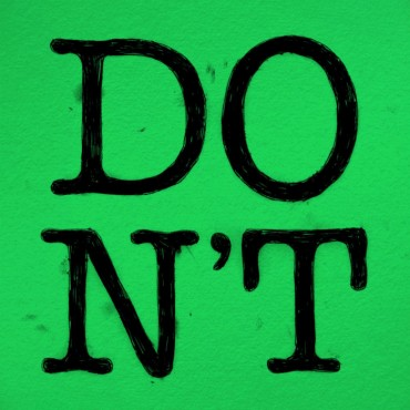 Don't (Ed Sheeran) Font