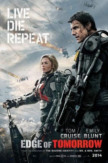 Edge of Tomorrow Font
