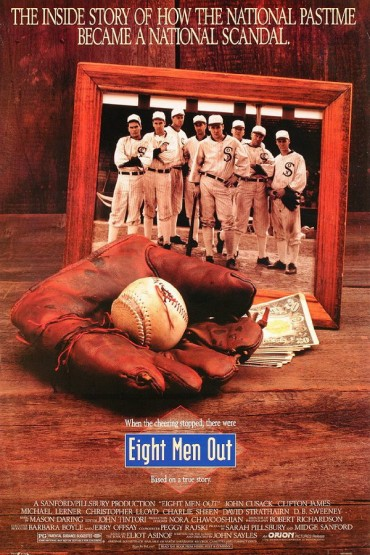 Eight Men Out Font