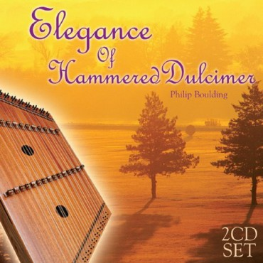 Elegance of Hammered Dulcimer Font