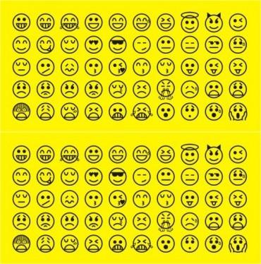 Emoticon Font