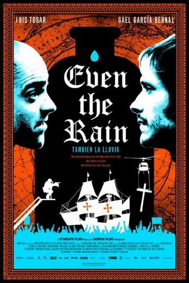 Even the Rain Font