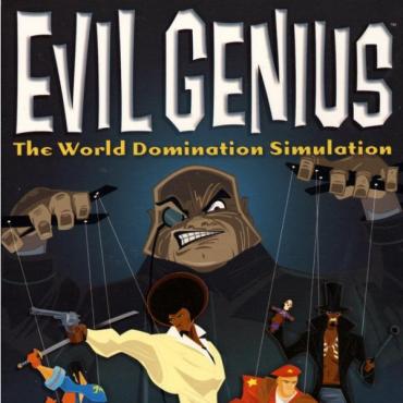 Evil Genius Font