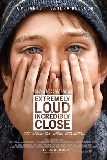 Extremely Loud and Incredibly Close Font