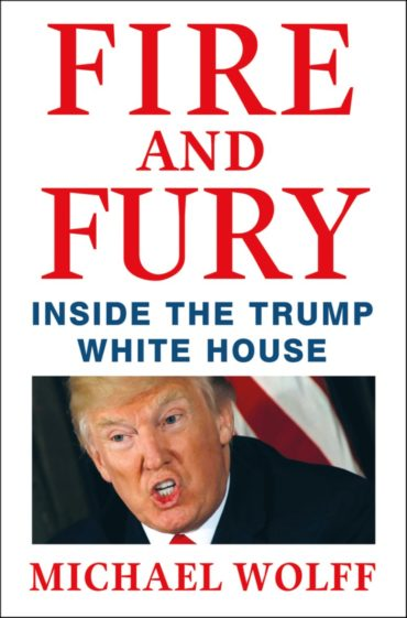 Fire and Fury Font