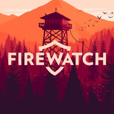 Firewatch Logo Font
