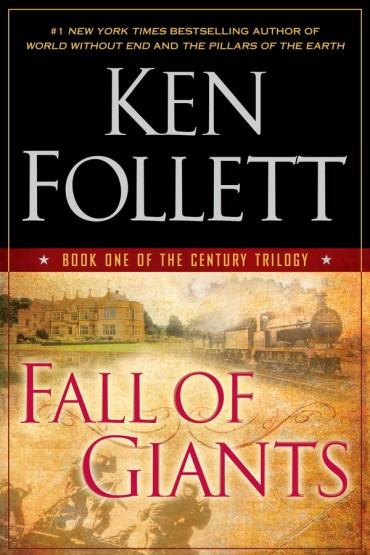 Fall of Giants Font