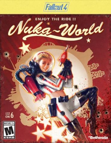 Fallout 4 Nuka-World Font