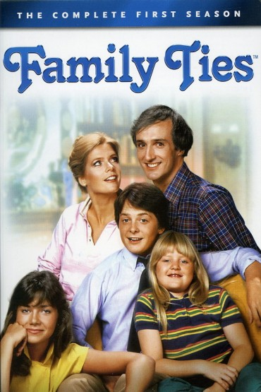 Family Ties Font