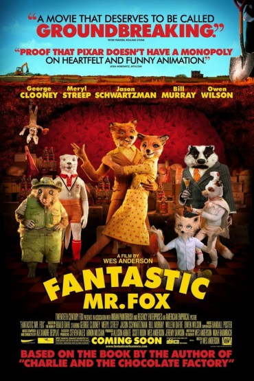 Fantastic Mr. Fox Font