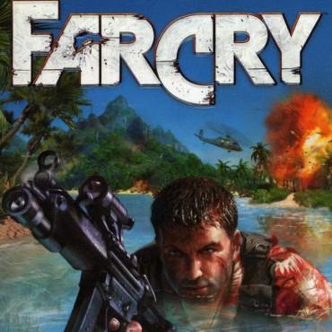 Far Cry Font
