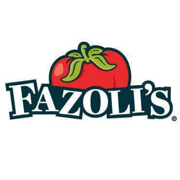 Fazoli's Logo Font