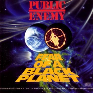 Fear of a Black Planet Font