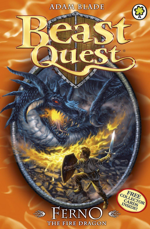 Ferno_book_beast quest font