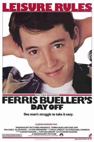 Ferris Bueller's Day Off Font