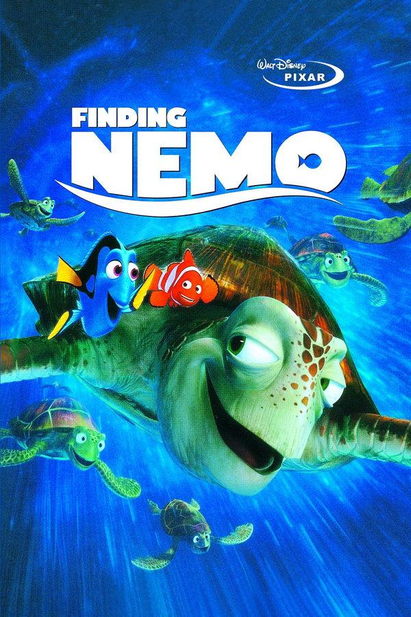 Pôster de Procurando Nemo
