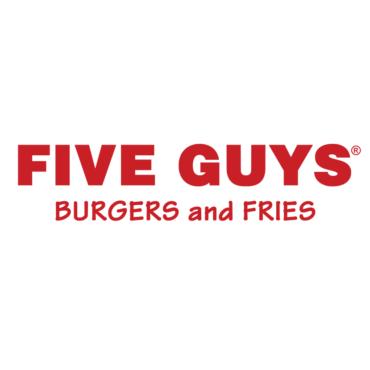 Five Guys Logo Font