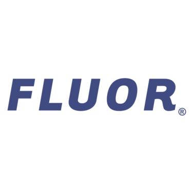 Fluor Logo Font
