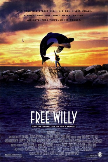Free Willy Font