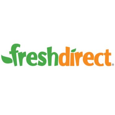 FreshDirect Logo Font