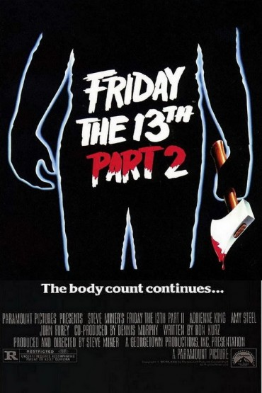 Friday the 13th Font