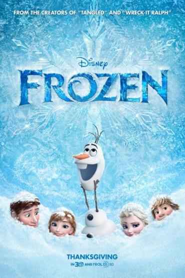 Fonte de Frozen