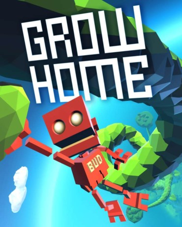 Grow Home Font