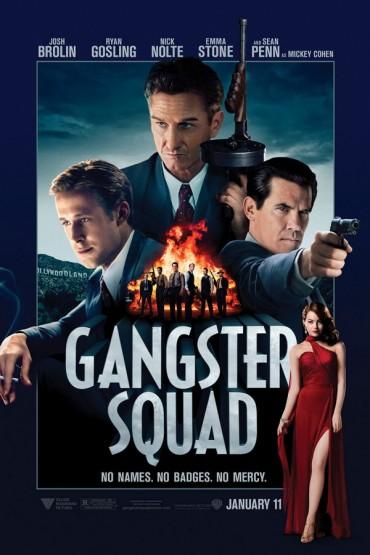 Gangster Squad Font