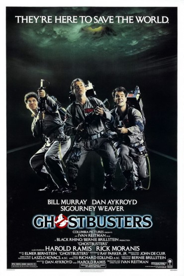 Ghostbusters Font