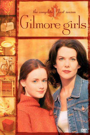 Gilmore Girls Font