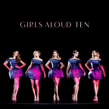 Ten (Girls Aloud) Font