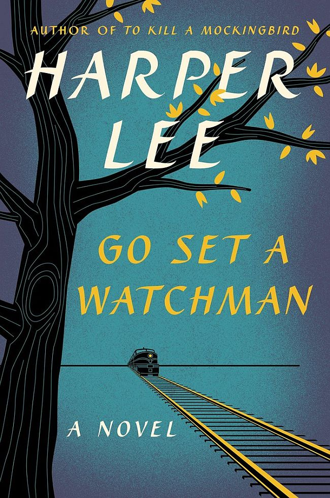 Go Set a Watchman book