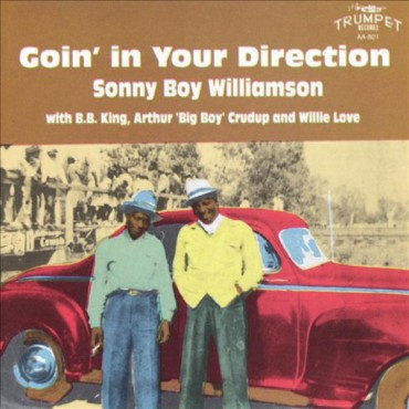 Goin' in Your Direction Font