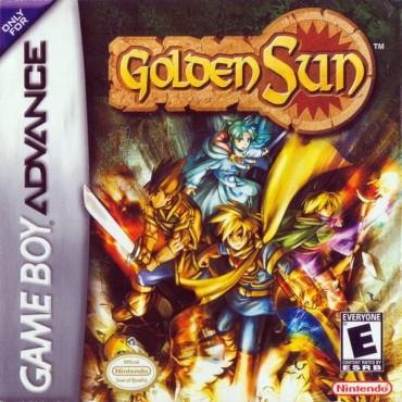 Golden Sun Font