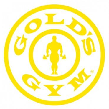 Gold's Gym Font